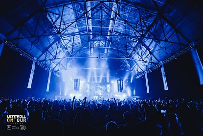 Let It Roll on Tour