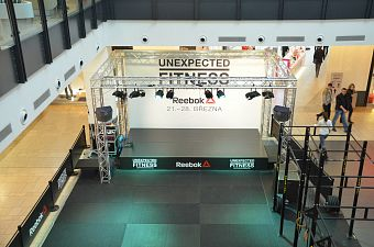 Reebok - Unexpected fitness