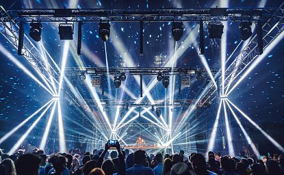 Rock for Churchill