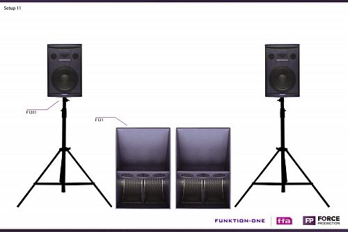 Funktion One – Setup 11