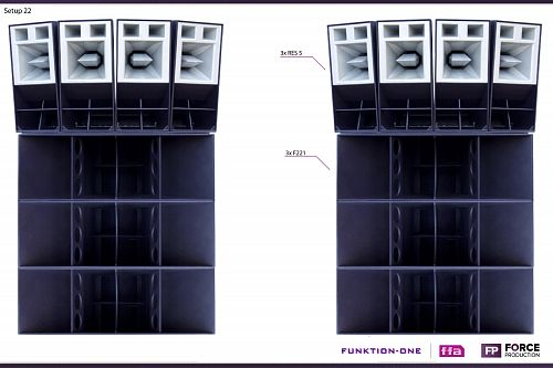 Funktion One – Setup 22