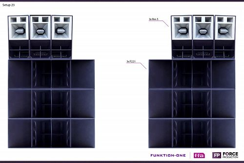 Funktion One – Setup 23