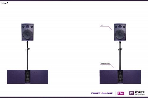 Funktion One – Setup 7