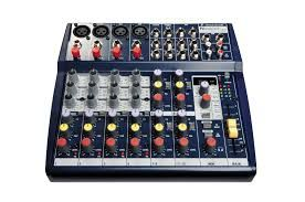 Soundcraft Minimix